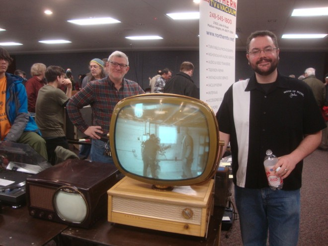 COURTESY OF VINTAGE ELECTRONICS EXPO