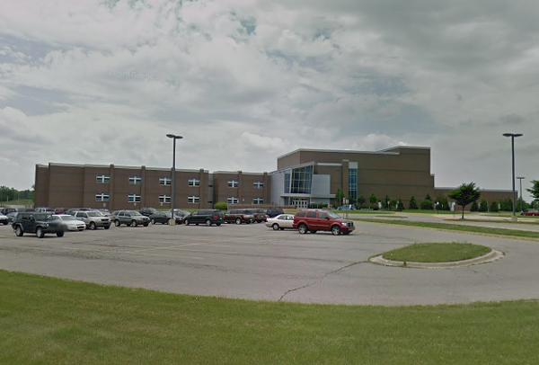 Saline High School. - GOOGLE MAPS