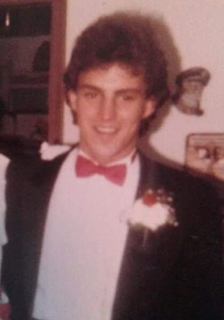 Shawn Patrick Raymond disappeared in 1983. Sgt. Krebs identified his remains more than 20 years later. - COURTESY PHOTO