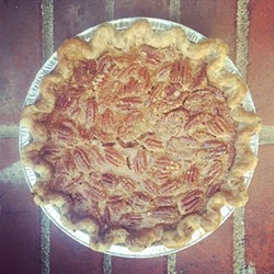 BRANDY PECAN, YOU'RE A FINE GIRL. WHAT A GOOD PIE YOU WOULD BE.