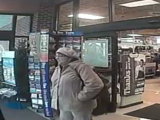 Sue, suspect one, in an elaborate, nutty, depressing scam. - WEST BLOOMFIELD POLICE