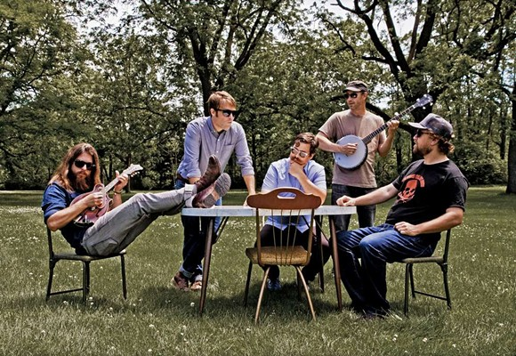 Greensky Bluegrass  @ Royal Oak Music Theatre