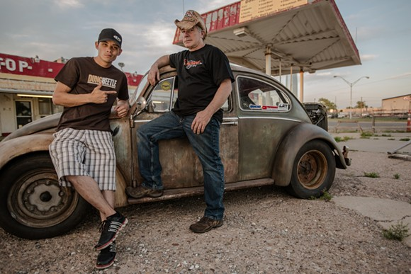 Azn and Farmtruck from Discovery TV's Street Outlaws will perform a demo at Detroit's Autorama.