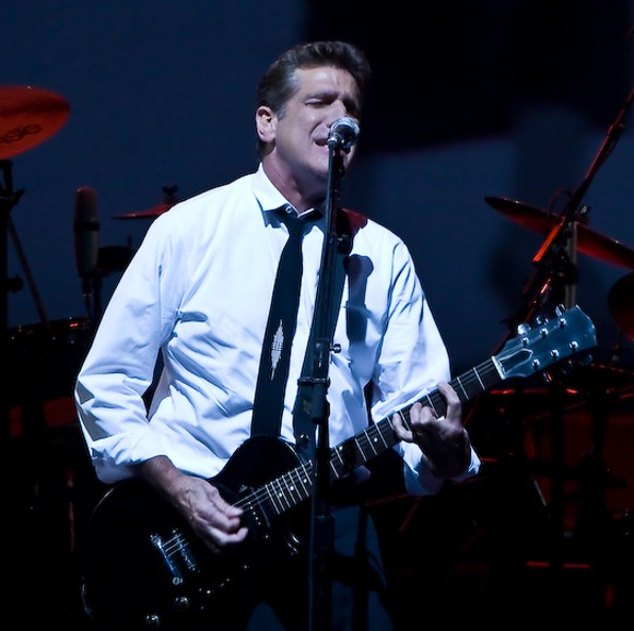"""Glenn Frey"" by Steve Alexander - originally posted to Flickr as Glenn Frey. Licensed under CC BY-SA 2.0 via Commons."