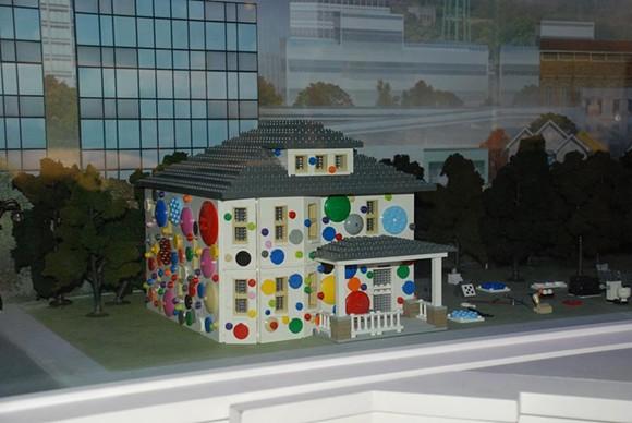 FACEBOOK/LEGOLAND DISCOVERY CENTER