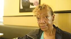 Claire McClinton, retired autoworker and longtime activist