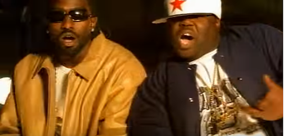 I hope 8Ball and MJG bring their coats #ItsSoColdInTheD - PHOTO VIA YOUTUBE