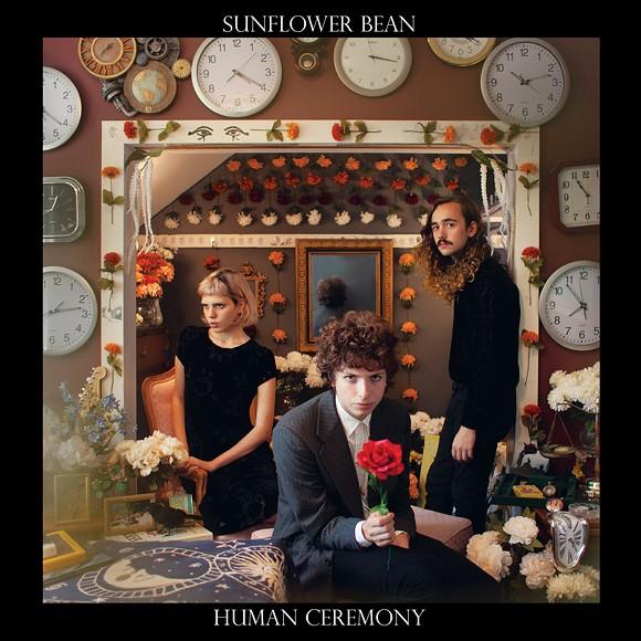 The cover of Sunflower Beam's new album.