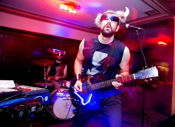 Carjack photo, courtesy the band.