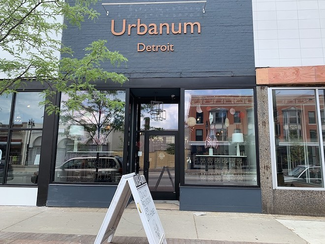 PHOTO COURTESY OF URBANUM DETROIT