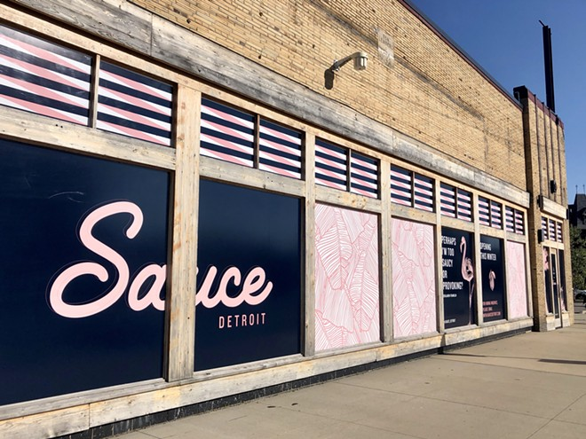 Midtown Italian spot Sauce teases posh feel, 'approachable' prices ahead of spring opening