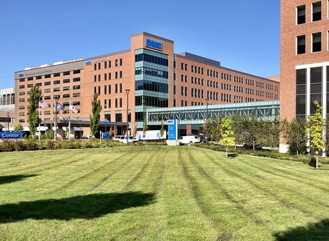 Detroit Medical Center. - STEVE NEAVLING