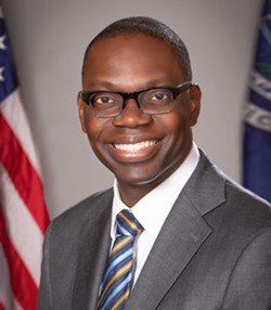 Lt. Gov. Garlin Gilchrist. - STATE OF MICHIGAN