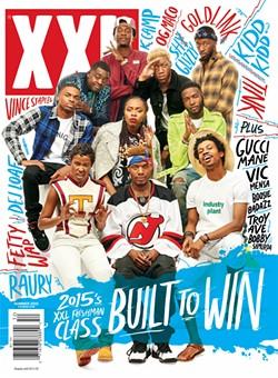 XXL Freshmen Class cover 2015 featuring DeJ Loaf - COURTESY PHOTO