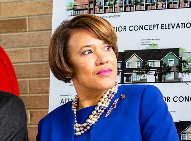 Former Flint mayor Karen Weaver. - U.S. DEPT. OF HOUSING AND URBAN DEVELOPMENT (HUD), FLICKR CREATIVE COMMONS