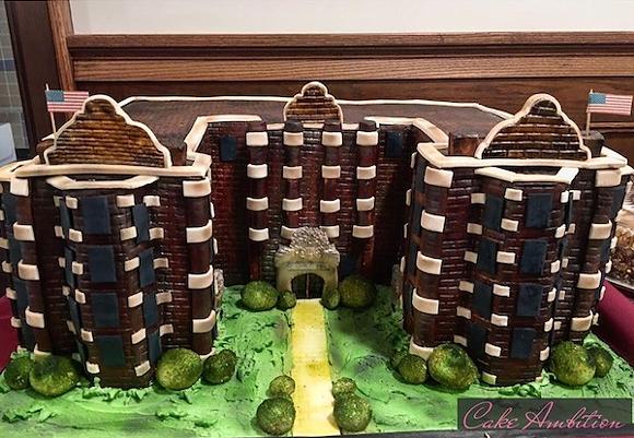 PHOTO COURTESY CAKE AMBITION