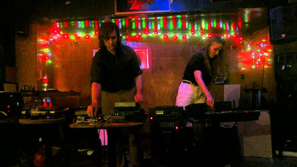CREODE PERFORMING AT KELLY'S. PHOTO FROM YOUTUBE.