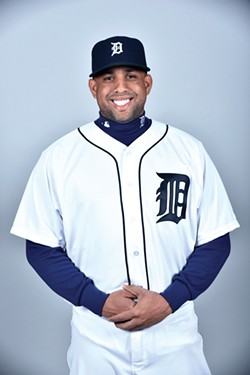 FRANCISCO RODRIGUEZ | PHOTO: MARK CUNNINGHAM/DETROIT TIGERS