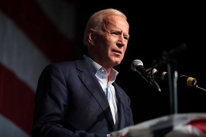 Former Vice President Joe Biden. - GAGE SKIDMORE, FLICKR CREATIVE COMMONS