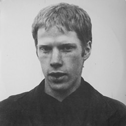 COVER TO 'THE LIVING END' BY JANDEK.
