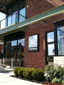 Shuttered since last summer, the former Torino space will house The Conserva. - KRISTIN G./YELP