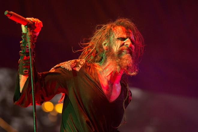 Rob Zombie. - STERLING MUNKSGARD, SHUTTERSTOCK