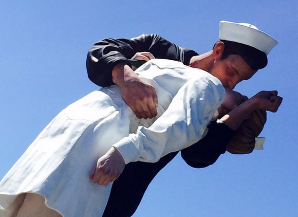 """Unconditional Surrender"" - PHOTO BY ELLE N. ON YELP"