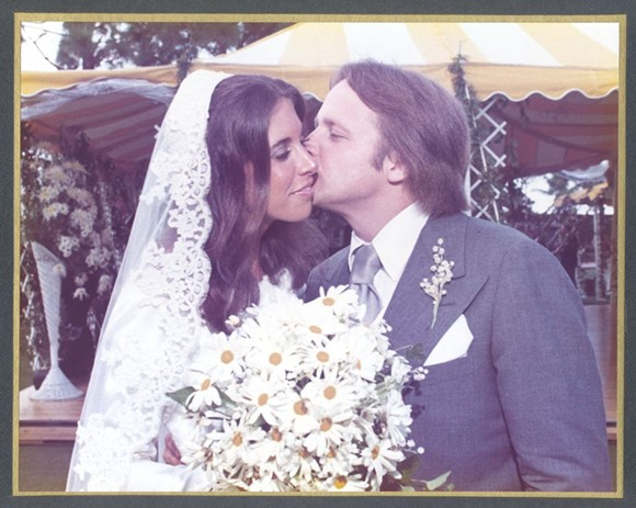 Cynthia Layne Neskow and Edsel B. Ford II. 1974.