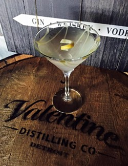 VALENTINE DISTILLING CO/FACEBOOK