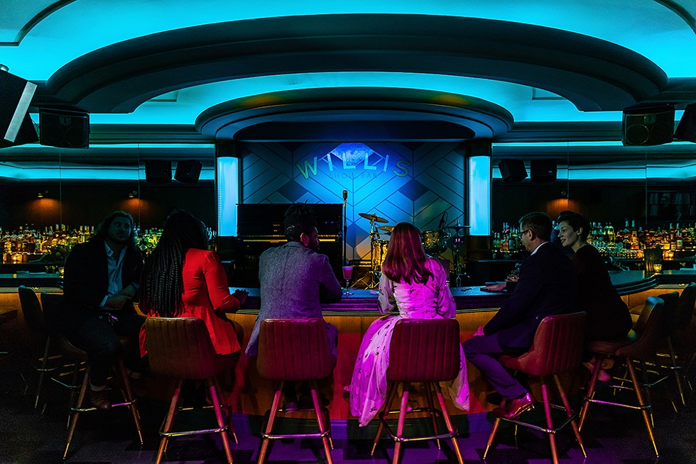 Detroit- and Los Angeles-based investors sunk hundreds of thousands of dollars into restoring the Cass Corridor's storied Willis Show Bar to its Art Moderne glory. They planned to turn a profit this year — before the coronavirus crisis hit. - MICHELLE GERARD