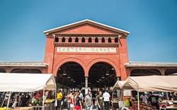Eastern Market. - PHOTO VIA WIKIPEDIA