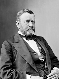 The man of he hour: Ulysses S. Grant - WIKIPEDIA