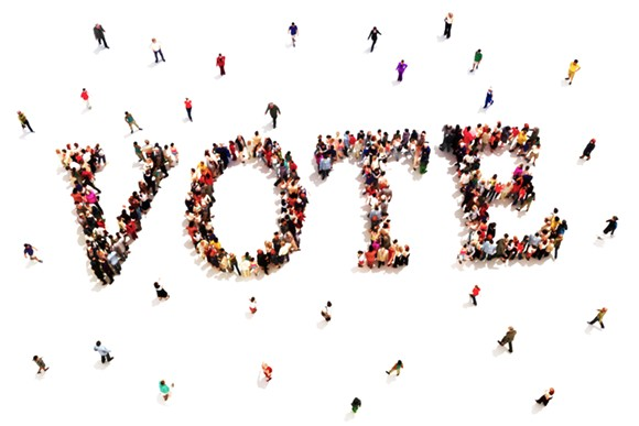 If Sims can vote, you can vote. - SHUTTERSTOCK