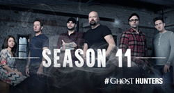 PHOTO VIA GHOST HUNTERS FACEBOOK