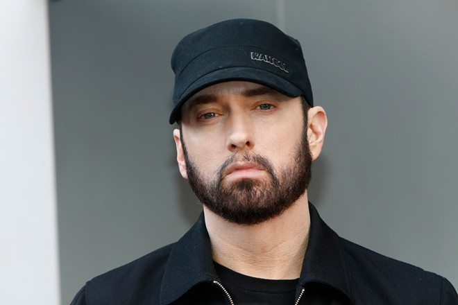 No, Eminem didn't give out his phone number — but he is hosting a listening session and live chat for true stans