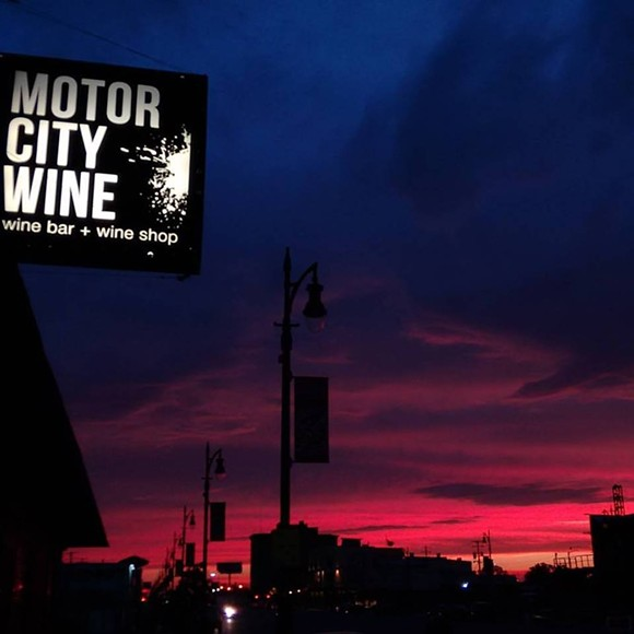 MOTORCITY WINE/FACEBOOK