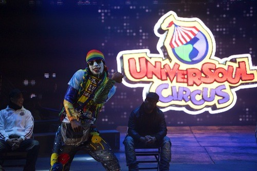 Fresh the Clownsss, the face-painted trio from Detroit, will add Motor City flavor to the proceedings. - COURTESY UNIVERSOUL CIRCUS