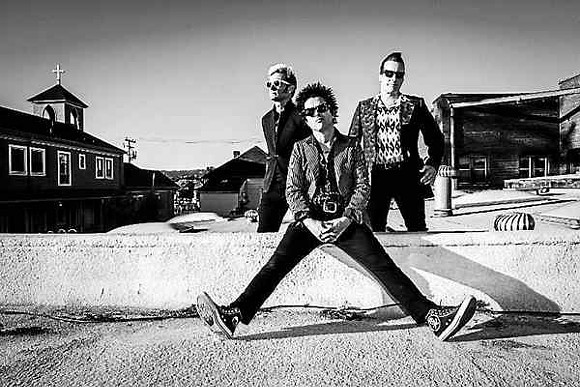 GREEN DAY. COURTESY PHOTO.