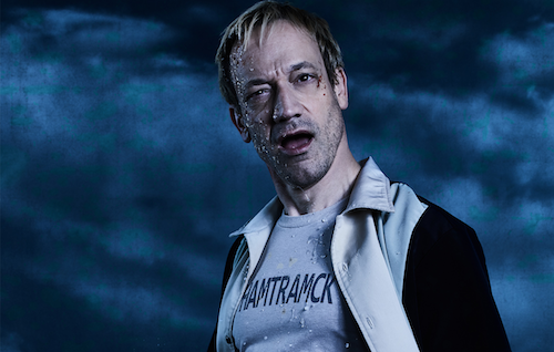 Ted Raimi - COURTESY STARZ