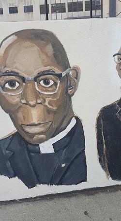 Rev. John A. Woods - PHOTO COURTESY MIKE MOSHER