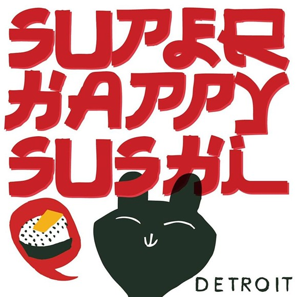 SUPERHAPPYSUSHI/FACEBOOK