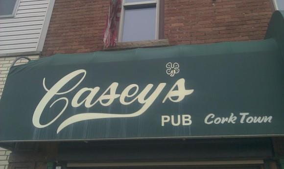 CASEY'S PUB/FACEBOOK