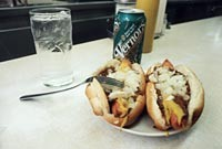Lafayette Coney Island. - BRUCE GIFFIN/METRO TIMES FILE PHOTO.