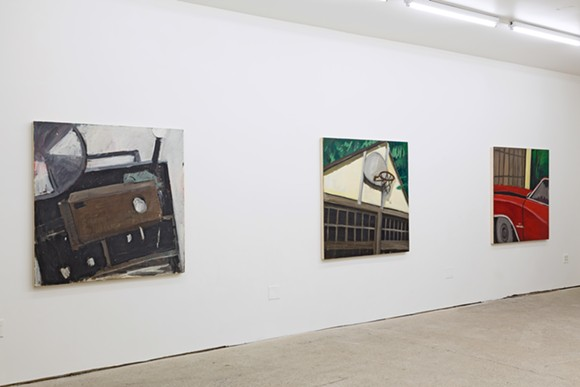 MARY ANN AITKEN, INSTALLATION VIEW. PHOTO COURTESY OF WHAT PIPELINE.