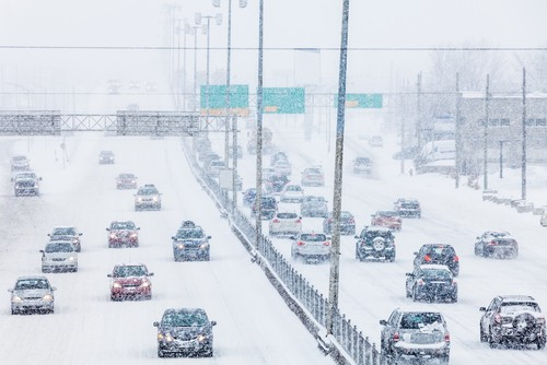 """The U.S. Public Interest Research Group has called the I-94 expansion plan a """"boondoggle."""" - COURTESY SHUTTERSTOCK"""