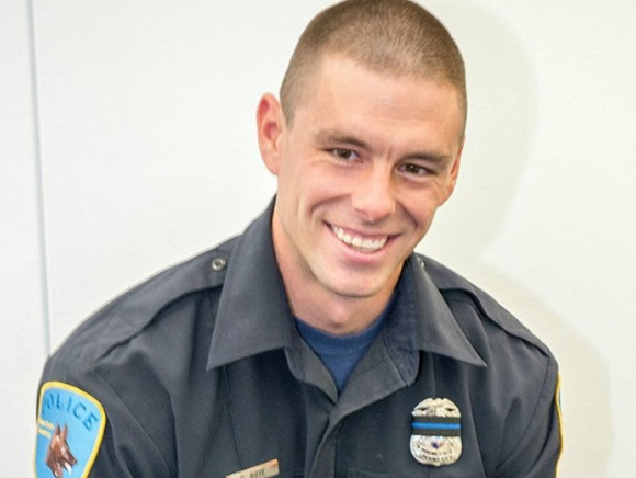 Officer Colin Rose