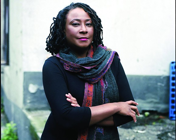 GERI ALLEN. COURTESY PHOTO.