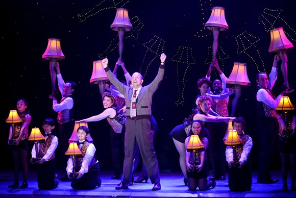 A Christmas Story: The Musical at Fox Theatre