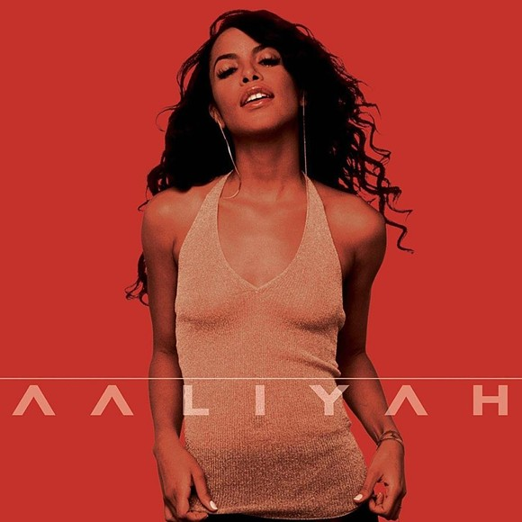 Aaliyah's self-titled 2001 album.