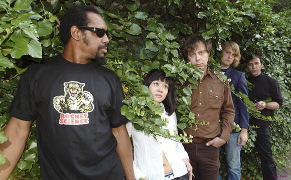 THE DIRTBOMBS. COURTESY PHOTO.